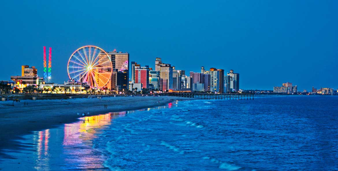 Myrtle Beach Maryland The Best Beaches In The World